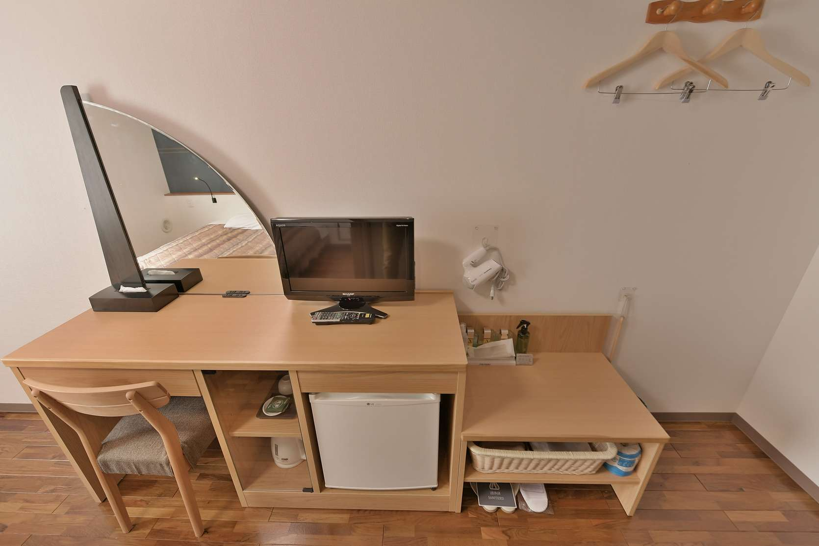 Multi purpose desk