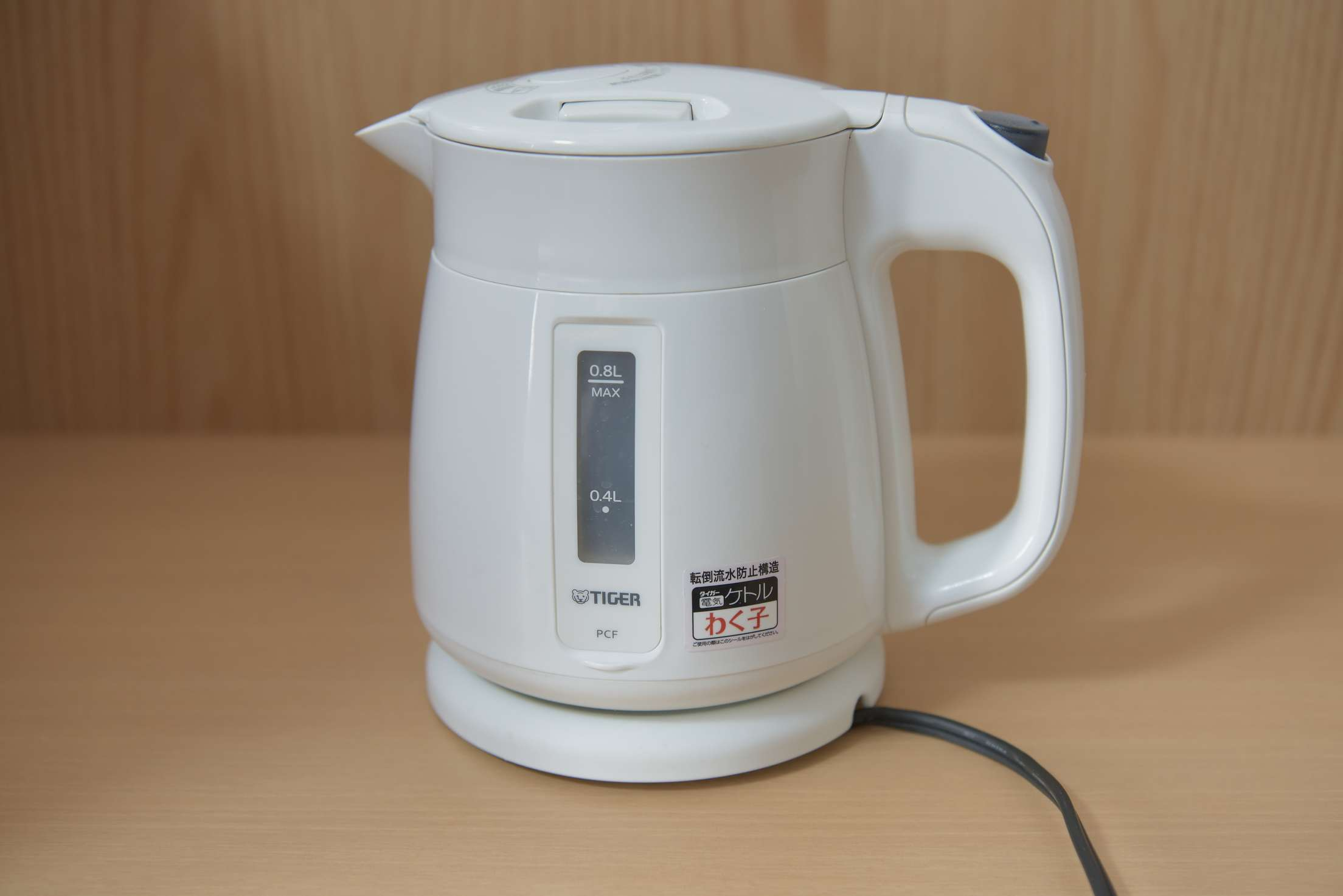 Electric jug